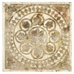 decorative tiles from the old world spanish inspired rustic influenced travertine carrara limestone botticino 6x6 12x12 olde worlde vintage antiqued antique
