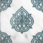 decorative tile bathroom wall or floor customa nd made to order on your choice of stone