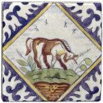 Delft Donkey <br> Shown on Botticino