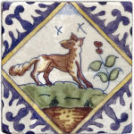 Delft Fox <br> Shown on Botticino