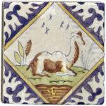 Delft Camel <br> Shown on Botticino