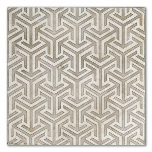 Modern Luxury Tile for kitchen backsplash bath room wall tub surround fireplace floor flooring floors limestone carrara marble tumbled botticino thassos 6x6 12x12 8x8 3x3 accents designer decos art high-end luxurious contemporary fashionable modernized current avant-garde
