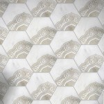 natural stone decorative tiles marble hexagon tiles designs and patterns rustic unique beautiful