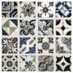 natural stone decorative tiles unique mosaic tile designs and patterns beautiful blue tones