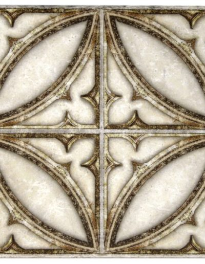Cathedral Simple Pattern
