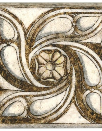 Cathedral Swirl Accent