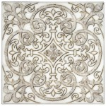 Chateau Pewter <br> Shown on Carrara