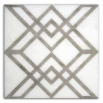 Elemental Simple Charcoal <br> Shown on Carrara