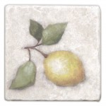 Country Garden Lemon Accent