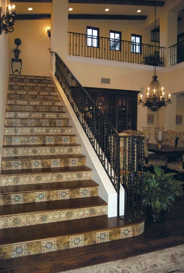 Amaretti Earth Staircase