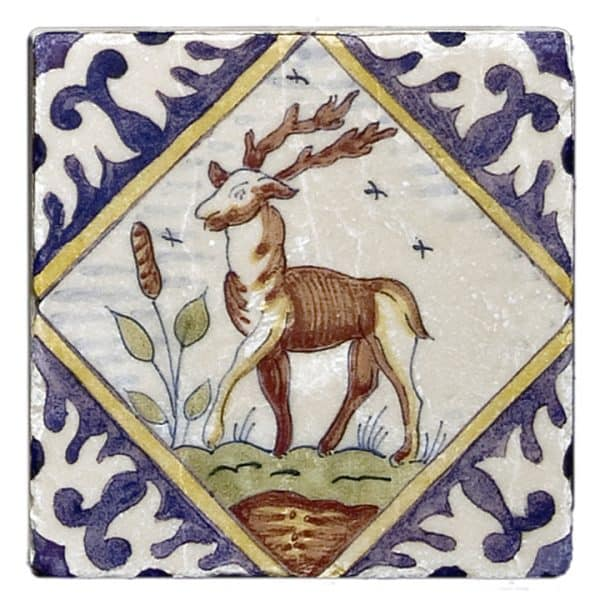Delft Antelope Accent