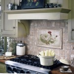 Blanc Cochet Backsplash