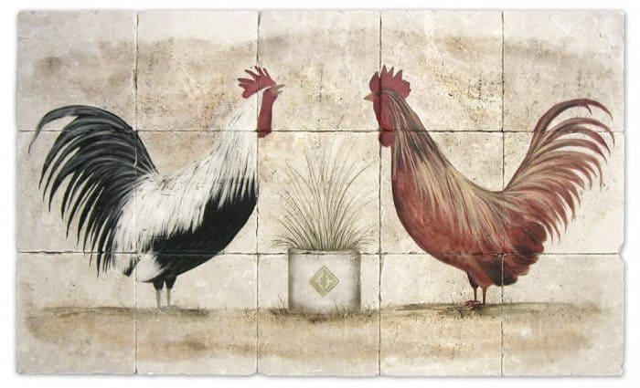 Corcoricos Mural
