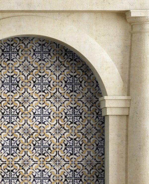 Saybrook Deco Dots Arch