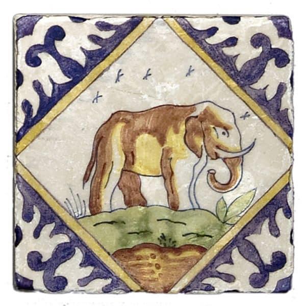 Delft Elephant Accent