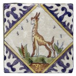 Delft Giraffe Accent