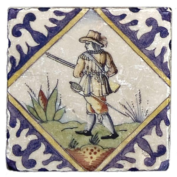 Delft Hunting Accent