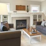 Interlude Pattern Fireplace