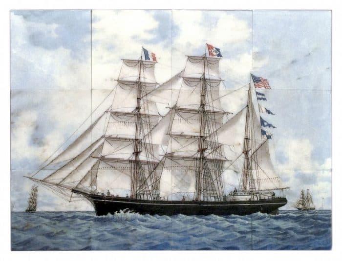 Sea Voyage Mural
