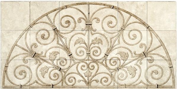 Portella Arch Mural