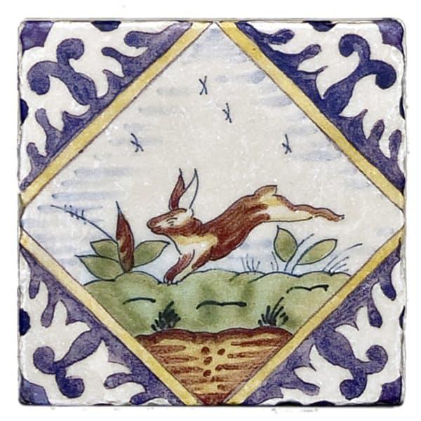 Delft Rabbit Accent