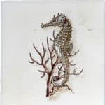 Seahorse Ocean Life Accent