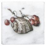 Carolina Summer Shells & Cherries Accent