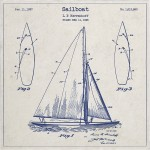 unique nautical tile murals for wall or shower sailboats maps made to order