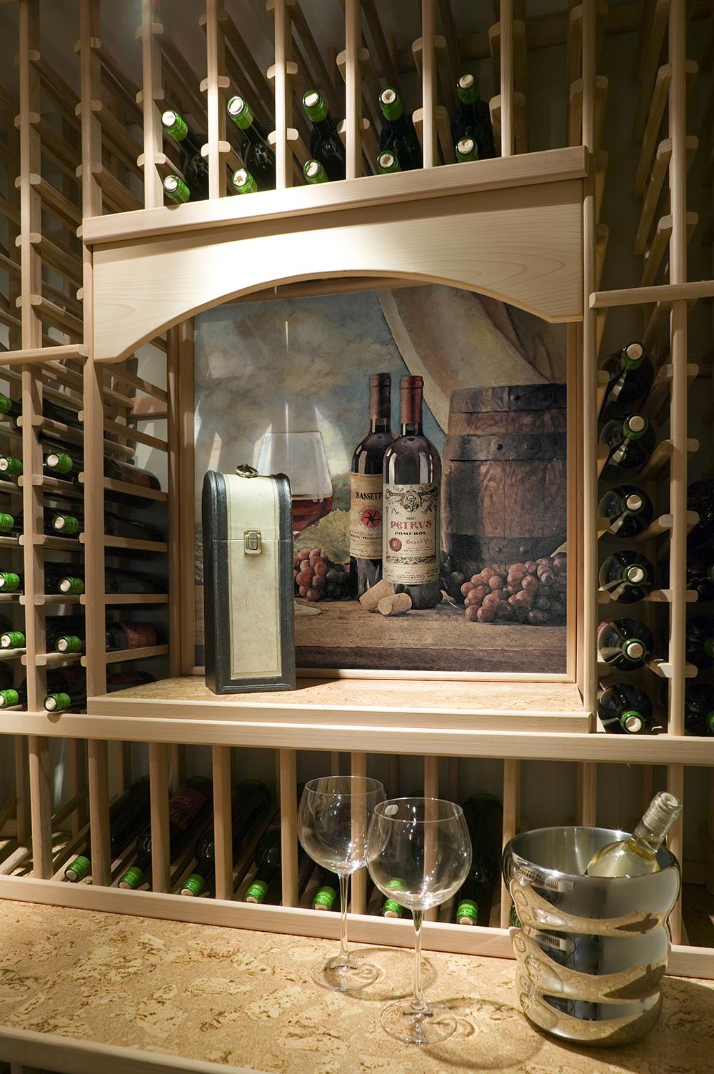 wine cellar home