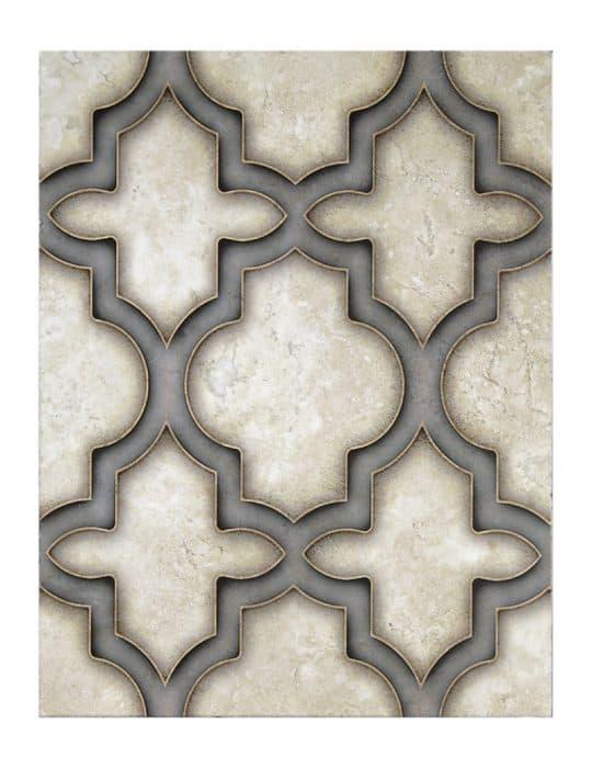 Milano Petite Slate 6x8