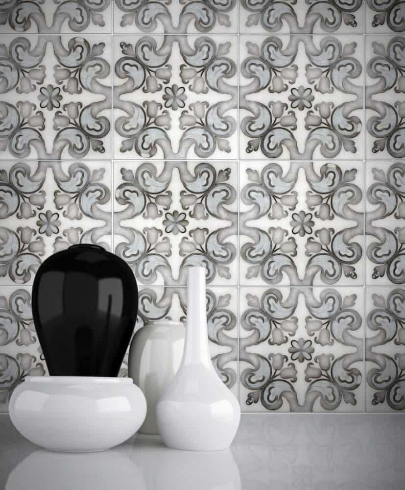 Marbella Pattern Wall