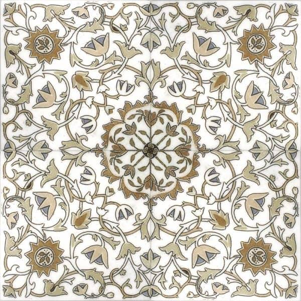 Marseille Pattern (Full)*