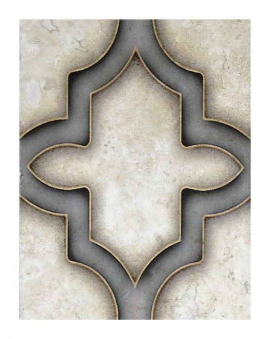Milano Grand Pattern Slate