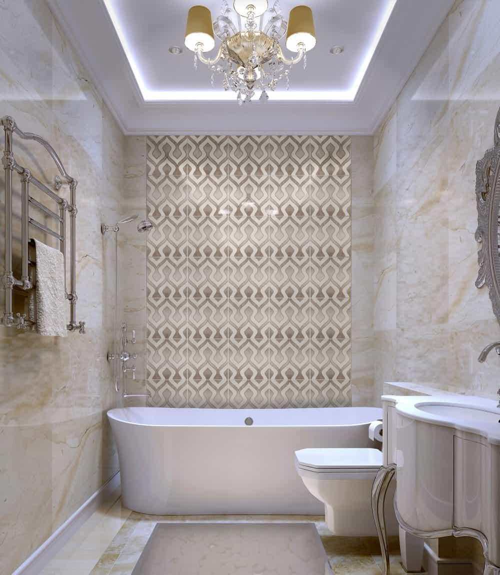 Morocco Bathroom (Beige)