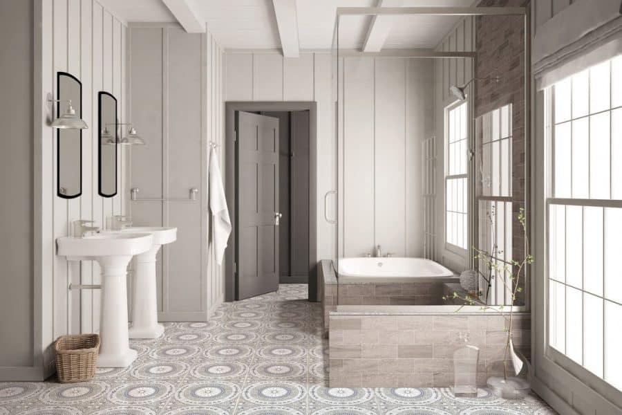 Nicolo Bathroom