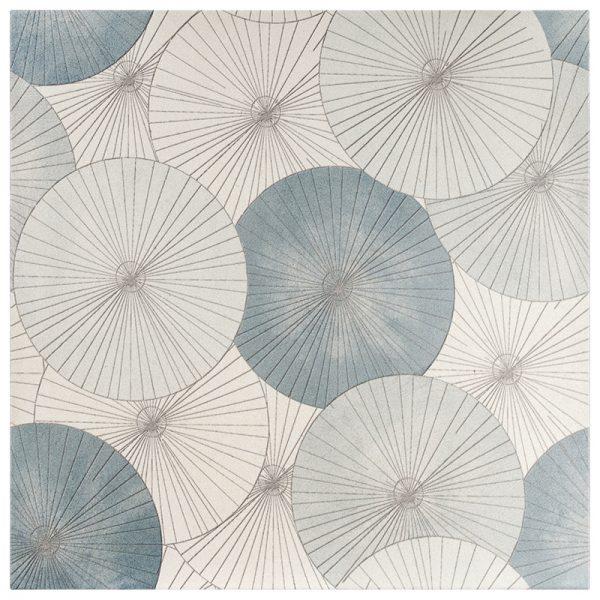 Parasol Teal Calcario Limestone
