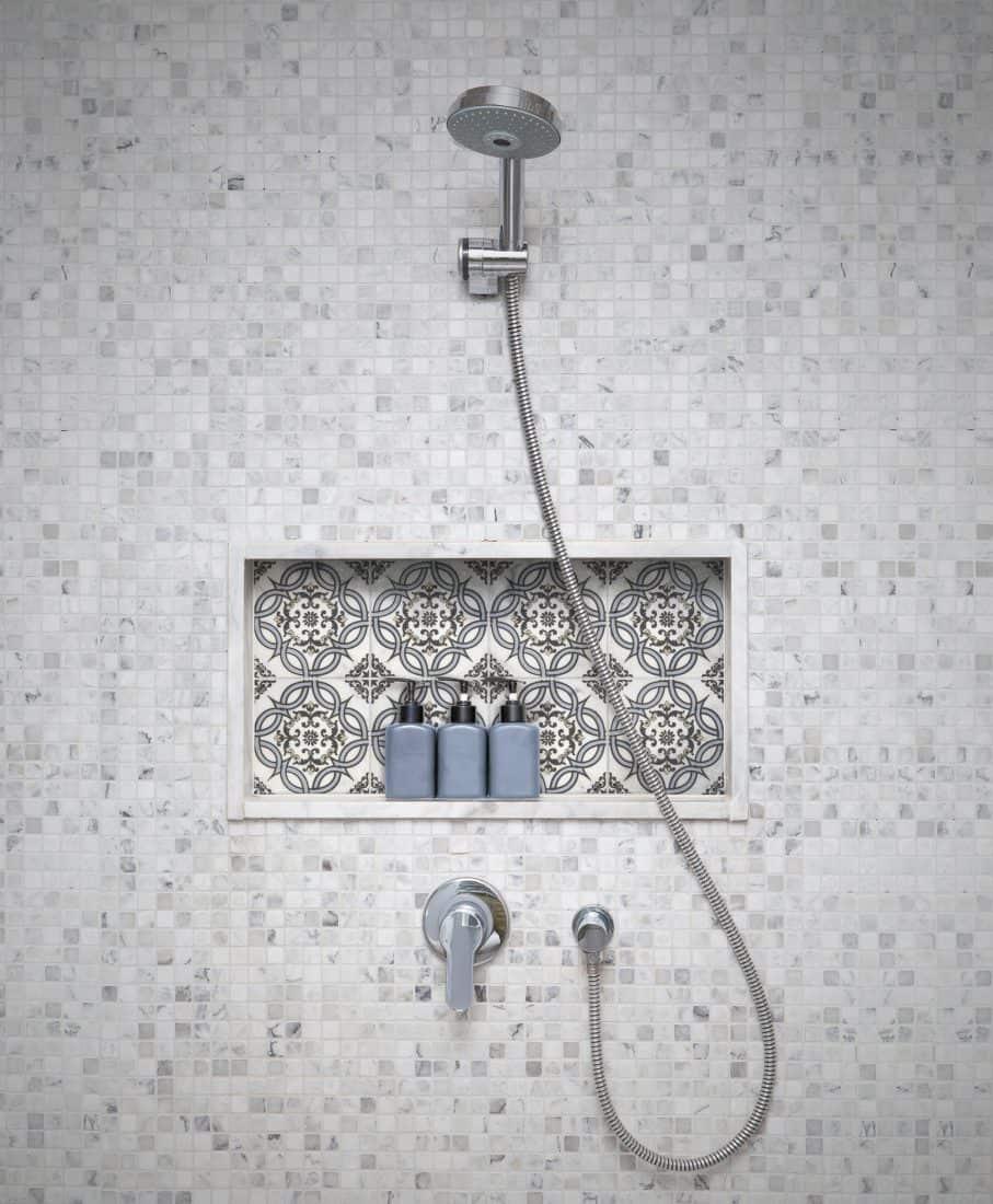 Porto Denim Shower