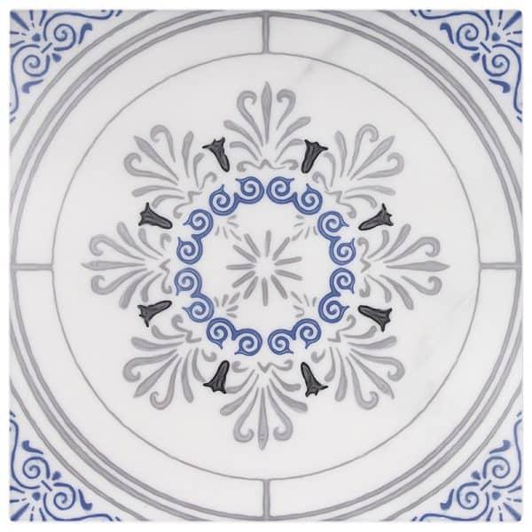 Vecina Deep Blue Carrara