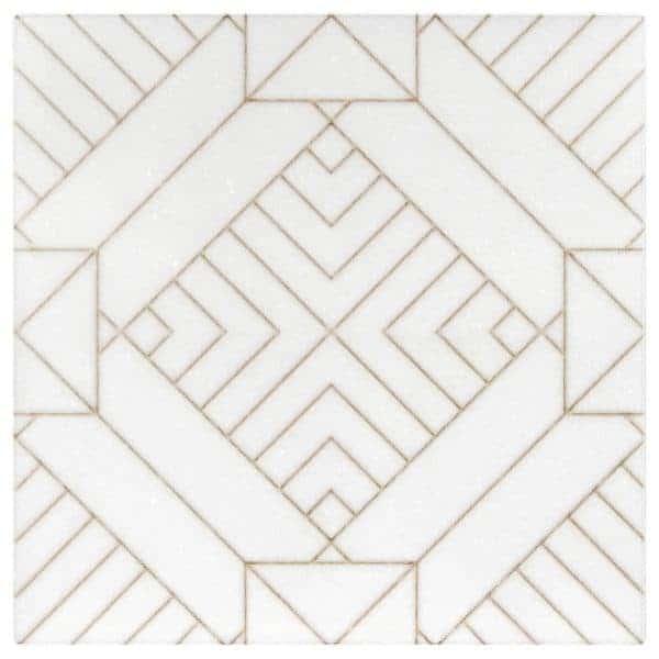 aurum quad pattern on thassos