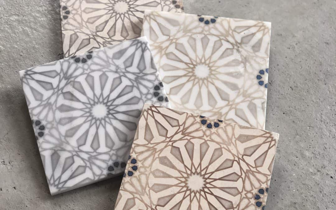 New Designs Added to the Artisan Stone Tile Collection