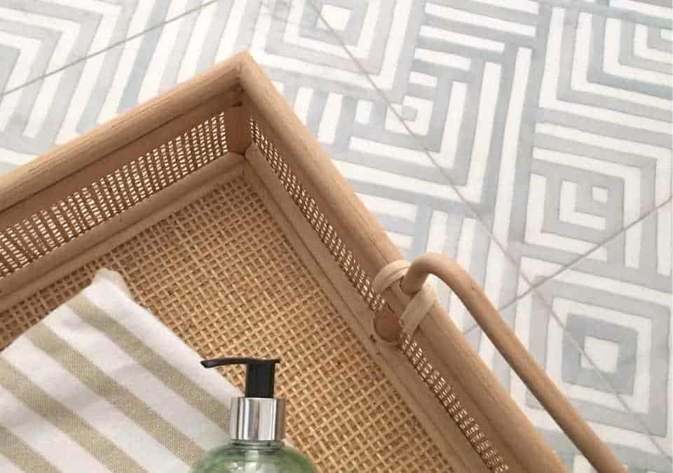 Design Loves Detail Modern Powder Room Reveal