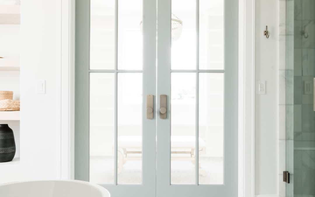 Design Loves Detail: Modern European Master Bath Reveal