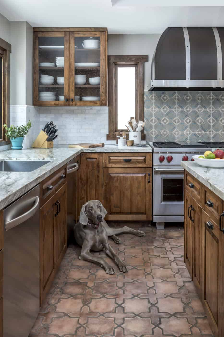 Altalena (Azul) Tap n Tile Kitchen