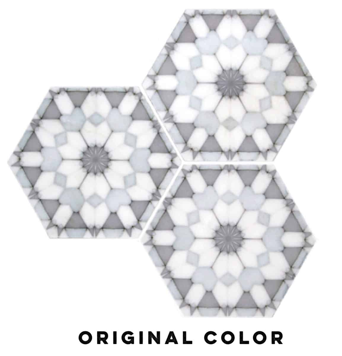 Alston hexagon Tiles