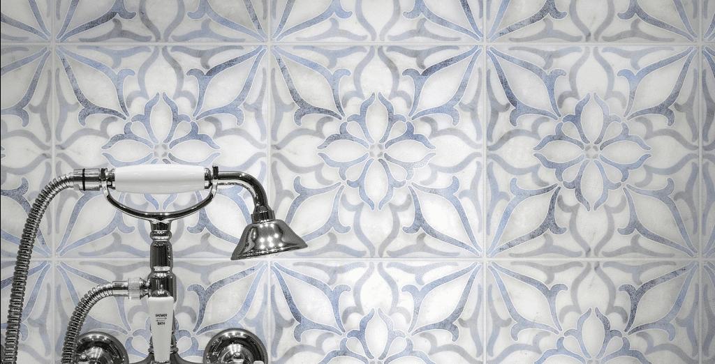Petals Bathroom Install