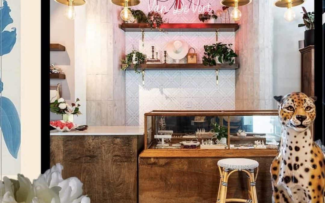 Reveal: Shop Van De Vort Collaboration