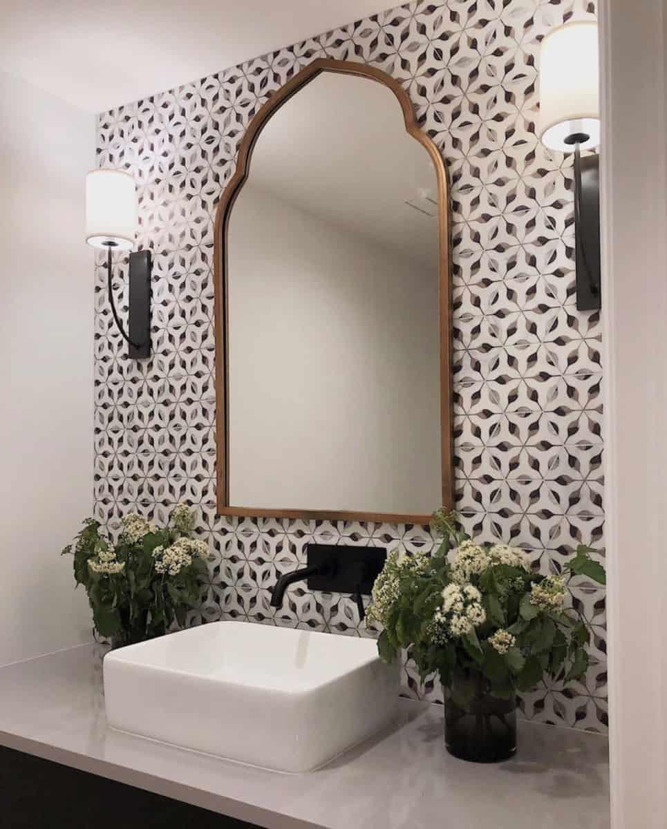 Alston Stilnovo hexagon tile